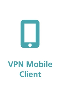 VPN für Mobile / Tablet