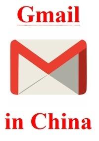 Gmail in China aufrufen
